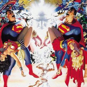 Warner pretende lançar 4 filmes por ano da DC nos cinemas e confirma a divisão de universos