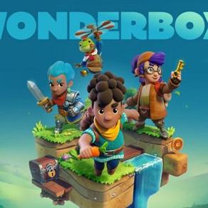 Wonderbox   Anunciado jogo inspirado em Minecraft da Aquiris Game Studio, estúdio de Horizon Chase
