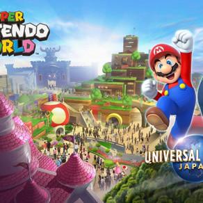 Super Nintendo World recebe vídeo especial revelando detalhes do parque