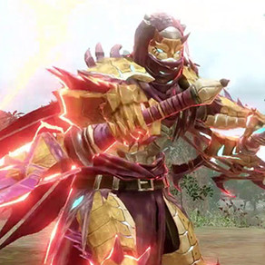 Monster Hunter Rise | Lançados 2 trailers revelando armas do jogo
