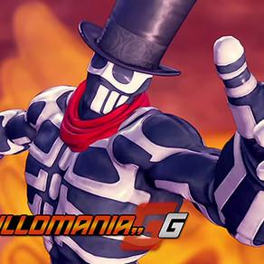 "Street Fighter V: Champion Edition | ""Skullomania"" é a skin desbloqueável via ""Extra Battle"""