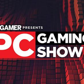 PC Gaming Show 2020   Evento anuncia algumas de suas atrações