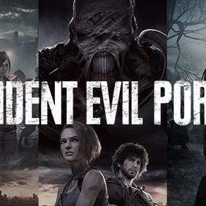 """Capcom anuncia novo portal online para a franquia """"Resident Evil"""""""