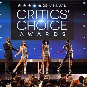Critics' Choice Awards   Evento de 2021 muda sua data, assim como Oscar e outros eventos