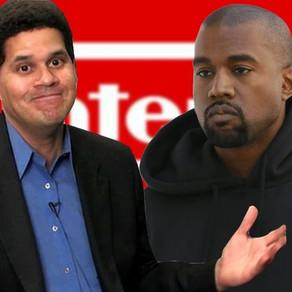 Reggie Fils-Aime, ex-presidente da Nintendo of America, revela ter negado trabalhar Kanye West