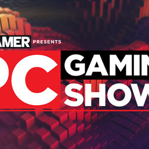 PC Gaming Show 2020 é marcada para 6 de junho