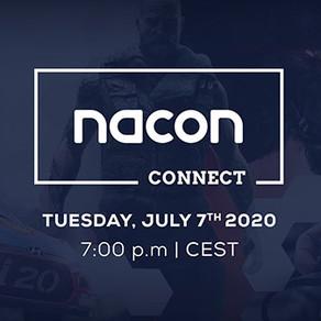 Nacon Connect   Conferência digital marcada para 7 de julho