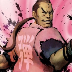 Street Fighter V: Champion Edition | DLC de Dan Hibiki será lançado em fevereiro de 2021