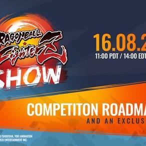 Dragon Ball FighterZ Show | Evento acontecerá em 16 de agosto