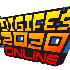 DigiFes 2020 Online anunciado para 2 de agosto e DigiNavi: Digimon News Navigation para 18 de julho