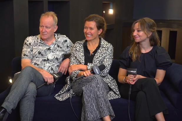 Hope   Stellan Skarsgård, Maria Sødahl e Andrea Bræin Hovig falam um pouco  sobre o filme