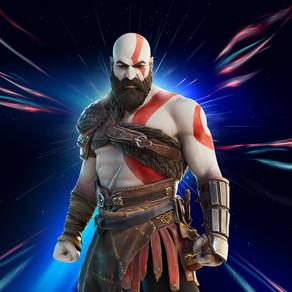 Fortnite | Kratos é a nova skin do 2º capitulo da 5ª temporada do game