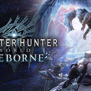 Monster Hunter World: Iceborne   Última atualização ganha trailer