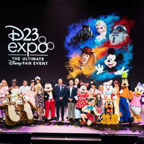 D23 Expo | Evento é adiado para 2022