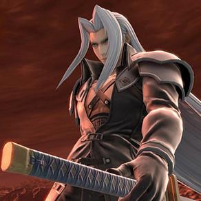 """Super Smash Bros. Ultimate   Sephiroth, de """"Final Fantasy VII"""", é o próximo personagem DLC do jogo"""