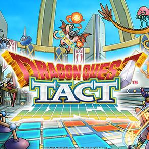 Dragon Quest Tact   Jogo será lançado no ocidente