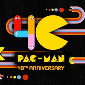 Pac-Man recebe linha de colecionáveis em comemoração aos seus 40 anos