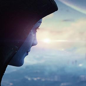 """Novo jogo da franquia """"Mass Effect"""" ganha teaser durante o """"The Game Awards 2020"""""""