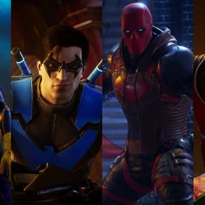 Gotham Knights | Novas informações sobre o jogo são reveladas durante a CCXP Worlds