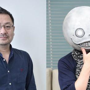 """Yoko Taro e Yosuke Saito, a dupla responsável """"NieR"""", estão trabalhando em dois novos jogos"""