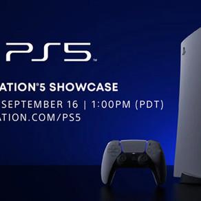 PlayStation 5 Showcase | Evento é anunciado para 16 de setembro