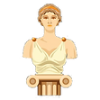 vector-statue-of-aphrodite-ancient-greek