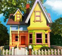 casa up a colori