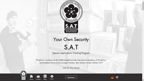 S.A.T - Special Applications Training Program