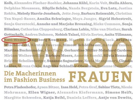 100 Macherinnen der TextilWirtschaft