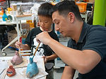 Pottery handbuilding classes
