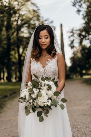 Brautmakeup