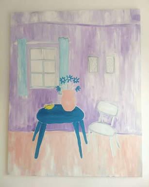 Onaf schilderij.