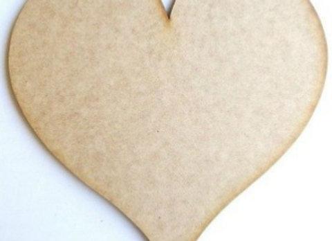 Heart -Small 125x125x6mm