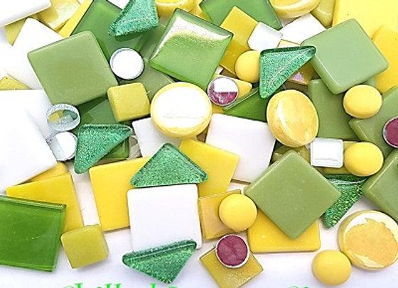 Mosaic Treasure Pack - Chilled Lemon Citrus