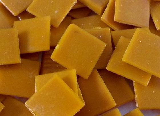 Vitreous Tiles (20x20mm) Pumpkin Orange