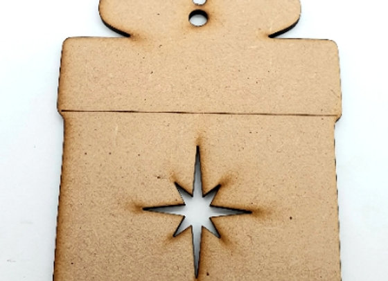 Christmas Shapes x5 -Pressies