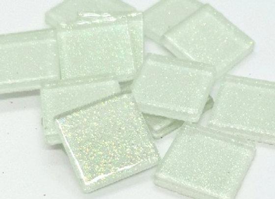 Glitter Tiles (23x23mm) Fairy Floss