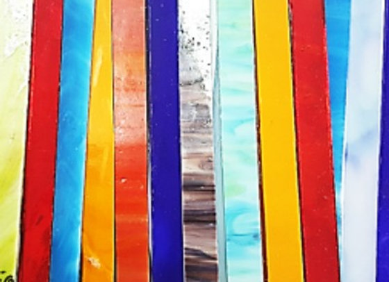Stained Glass Sticks - Mixed