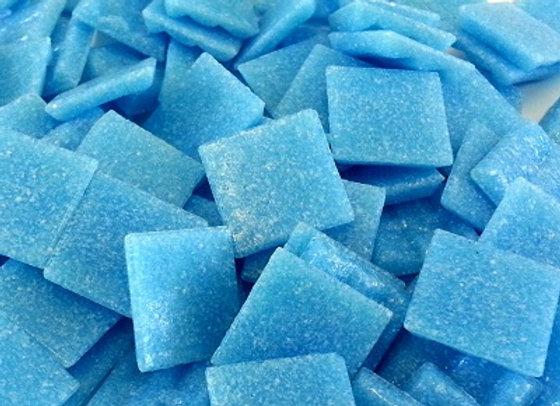 Vitreous Tiles (20x20mm) Ocean Blue