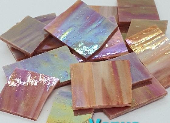 Stained Glass Pieces - Iridised Venus
