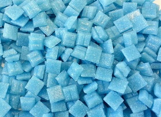 Vitreous Tiles (10x10mm) Ocean Blue