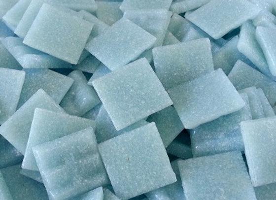 Vitreous Tiles (20x20mm) Ice Blue