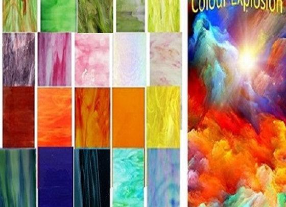 20 pc Packs - Rainbow Explosion