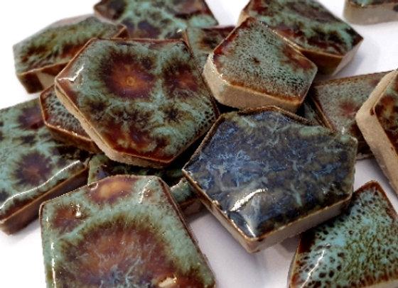 Retro Ritz Ceramic Pieces - 200 grams
