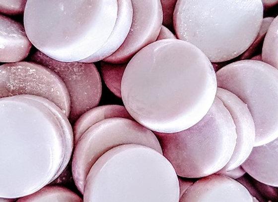 Glass Smarties Plain - 20 mm Light Pink