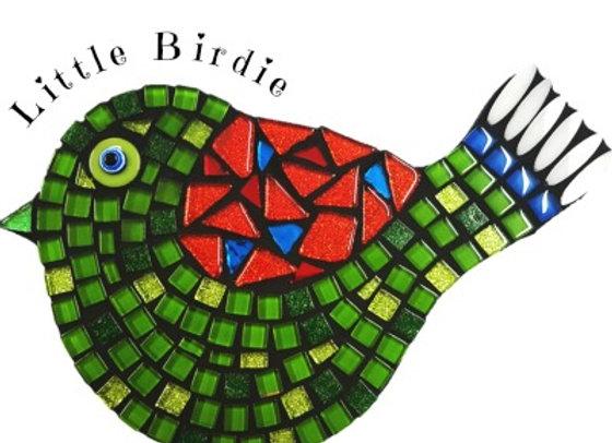 Mosaic Little Birdie  - Kit