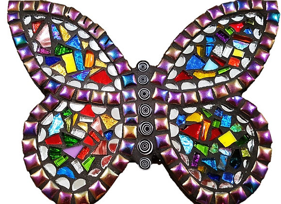 Mosaic Kit - Butterfly -  Lapis Butterfly