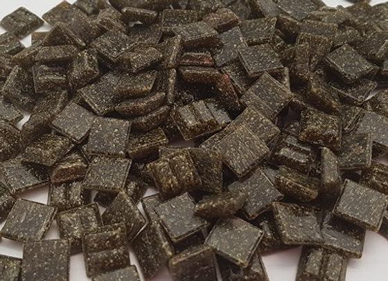 Vitreous Tiles (10x10mm) Dark Brown