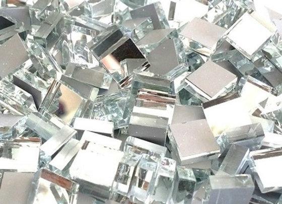 1 Kg Mirror Square Glass (10x10mm)