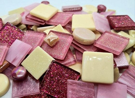 Mosaic Treasure Pack- Strawberry n Cream